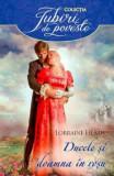 Cumpara ieftin Ducele si doamna in rosu/Lorraine Heath