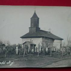 Vaslui Puesti Biserica si cimitirul, Necirculata, Fotografie