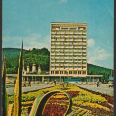 CPI B12540 CARTE POSTALA - PIATRA NEAMT. HOTEL CEAHLAU