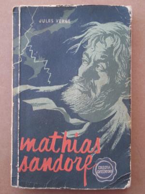 MATHIAS SANDORF – JULES VERNE - CUTEZĂTORII foto
