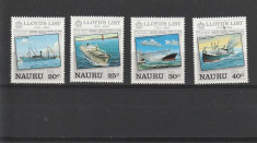 Transporturi ,navigatie ,catastrofe ,Lloyds ,Nauru. foto