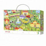 Puzzle - Orasul - 80 piese, Dodo