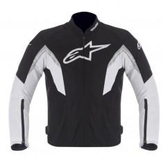 Geaca moto textil Alpinestars Viper Air Mesh culoare negru/alb marime M Cod Produs: MX_NEW 330271612MAU