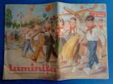 Revista Luminita luna 1 Mai 1959 PIONIER