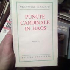 Puncte cardinale in haos – Nichifor Crainic