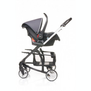 Carucior 3 in 1 Atomic 4Baby Red