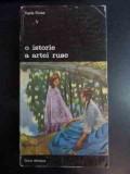 O Istorie A Artei Ruse 256 - Vasile Florea ,542708