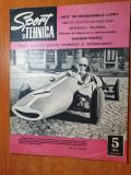 sport si tehnica mai 1971-art.masina aro capulung-muscel,campionatul de alpinism