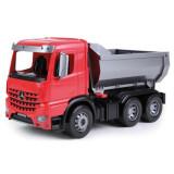 Camion Cu Basculanta Mercedes Arocs Worxx Din Plastic 45 Cm, Lena