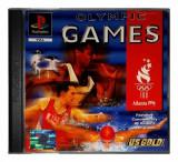 Joc PS1 Olympic Games - Atlanta 1996
