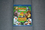 Desen animat: Madagascar and Penguins of Madagascar 4 Movie Collection - Blu-Ray, BLU RAY, Engleza, universal pictures