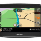 Sistem de navigatie TomTom GO BASIC 5, Ecran tactil de 5inch, 16GB, Wi-Fi, Actualizari pe viata a hartilor, Harta Full Europa