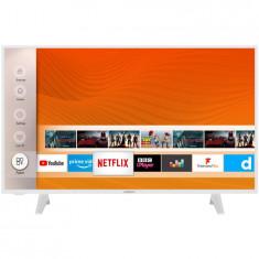 Televizor LED Horizon 43HL6331F/B, 108cm, Smart TV Full HD, Alb