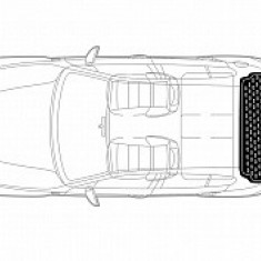 Covor portbagaj tavita Subaru Forester IV 2013-> AL-130720-12