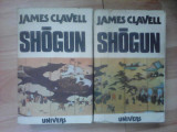 Shogun - JAMES CLAVELL , 2 volume