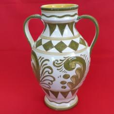 Vas mare ceramica Deruta
