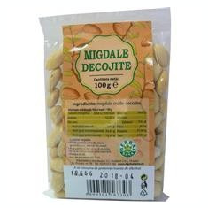 Migdale Crude Decojite Herbavit 100gr Cod: herb00962