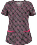 "Bluza medicala 'Check it Out"" (PC62BCI)"