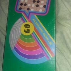 Joc de copii vechi Ceausist,nefolosit,complet,Joc GO de colectie din 1984,T.GRAT