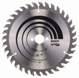 Panza de ferastrau circular Optiline Wood 160x20/16x2,6mm, 36