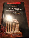 IN CAUTAREA SENSULUI PIERDUT   Vol. 1 Dumitru Constantin Dulcan