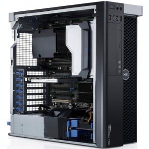 Precision T3600, E5-2670, 16 Gb DDR3, 250 SSD, 500 GB SATA, NVIDIA Quadro K2000 2 GB DDR5, 635W, Win 10 Pro, 3 Ani garantie