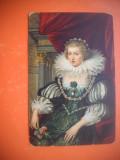 HOPCT 318 j Anna Maria de Austria Cenzura MILITARA1918--STAMPILOGRAFIE-CIRCULATA, Printata