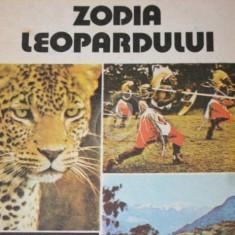 Zodia leopardului (Ed. Albatros)