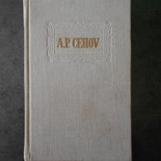 A. P. CEHOV - OPERE volumul VIII NUVELE SI POVESTIRI