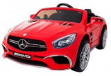 Masinuta electrica Mercedes-Benz SL65 AMG, rosu