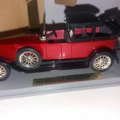 Macheta Renault 40 CV - 1926 - SOLIDO scara 1:43