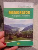 Memorator Geografia României