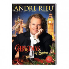 Andre Rieu Christmas In London (dvd)