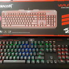 Tastatura gaming mecanica Redragon Varuna