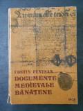 COSTIN FENESAN - DOCUMENTE MEDIEVALE BANATENE (1440-1653)