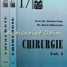 Chirurgie I, II - Florian Popa, Horia Gilorteanu