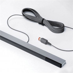 Senzor bar infraroșu cu fir și suport, Wii, noi!