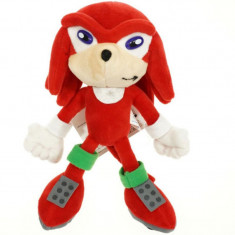 Sonic Hedgehog - Knuckles jucarie de plus 30cm