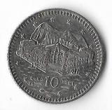 Moneda 10 pence 2003 - Gibraltar