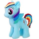 My Little Pony Ponei plus moale 23 cm Rainbow Dash