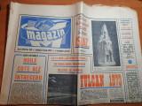 magazin 9 iunie 1973-interviu cu sebastian papaiani,art. localitatea calugareni