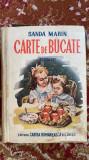 Cumpara ieftin Carte de bucate .aut.sanda marin.editia aIX a.bucuresti,anul 1943/CARTONATA/
