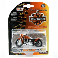 2000 FLSTF STREET STALKER - Harley Davidson 1:24
