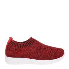 Pantofi sport copii Winda rosii