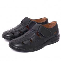 Sandale Barbati din piele VIC1470, 39 - 44
