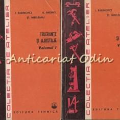 Tolerante Si Ajustaje I, II - Iosif Rabinovici, Alexandru Anghel