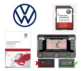 Card navigatie RNS315 (VW) Amundsen+ (Skoda) Europa de Est Romania V12 2020