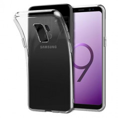 Husa Telefon Silicon Samsung Galaxy S9 g960 Clear Ultra Thin