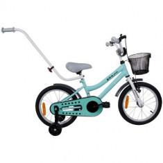Bicicleta BMX Junior 16 Turcoaz