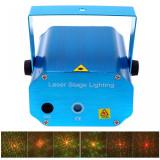 Proiector laser cu efecte de lumini,metal,interior